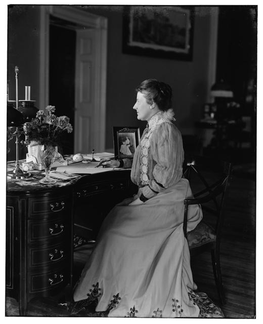 Roosevelt, Mrs. Theodore (Edith Kermit Carow)