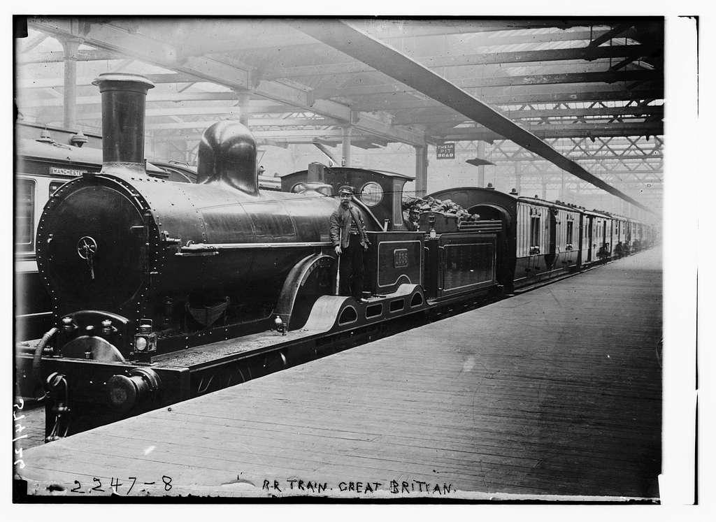 RR Train, Great Britain