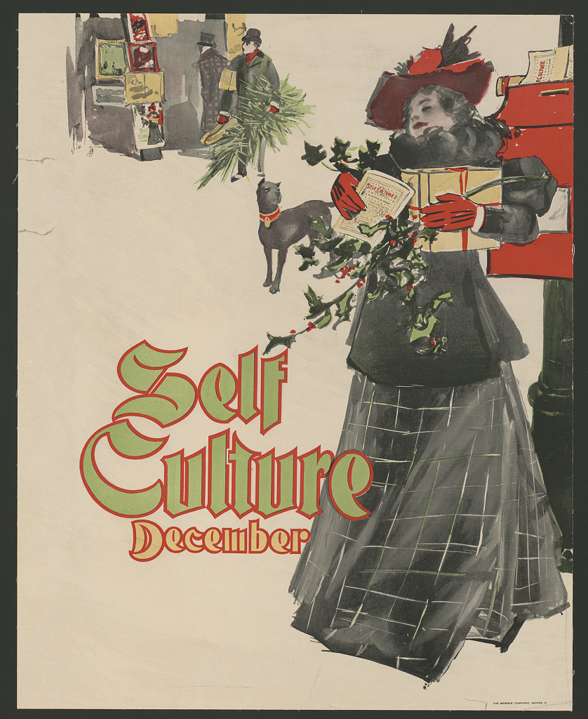 Self culture [for] December