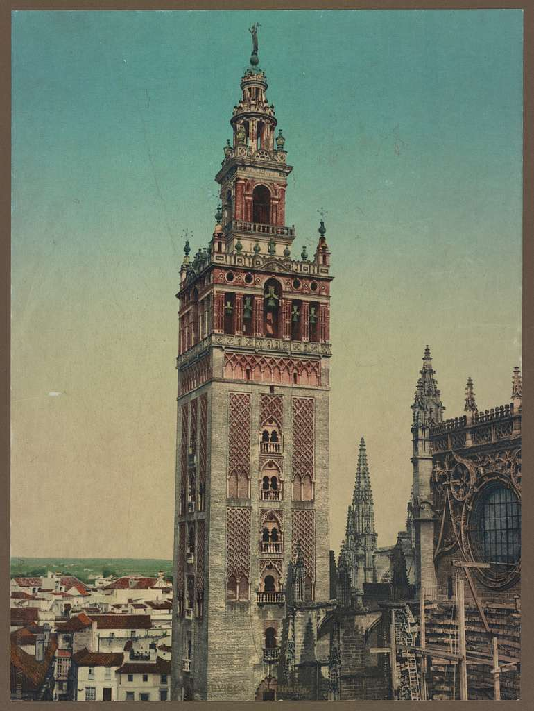 Sevilla. La Giralda