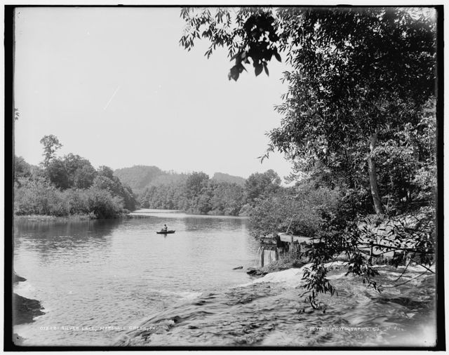 Silver Lake, Marshall Creek, Pa.