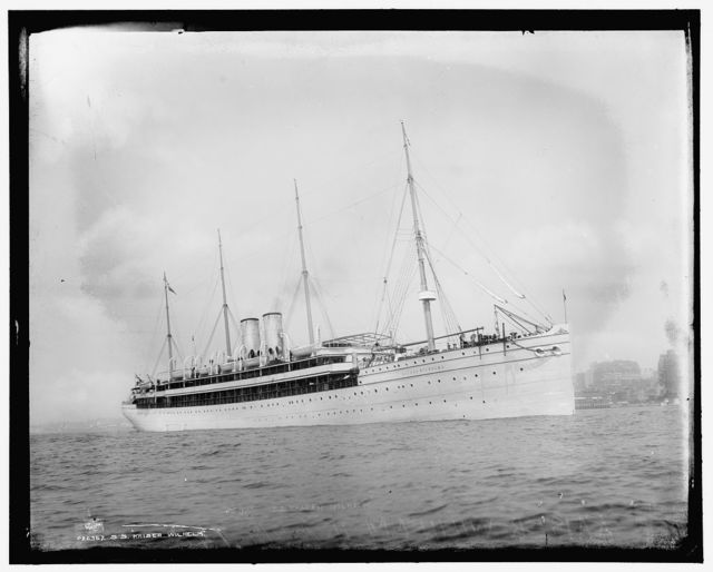 S.S. Kaiser Wilhelm