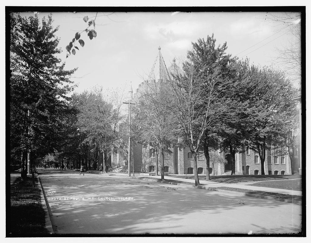 St. Paul's M.E. Church, Toledo