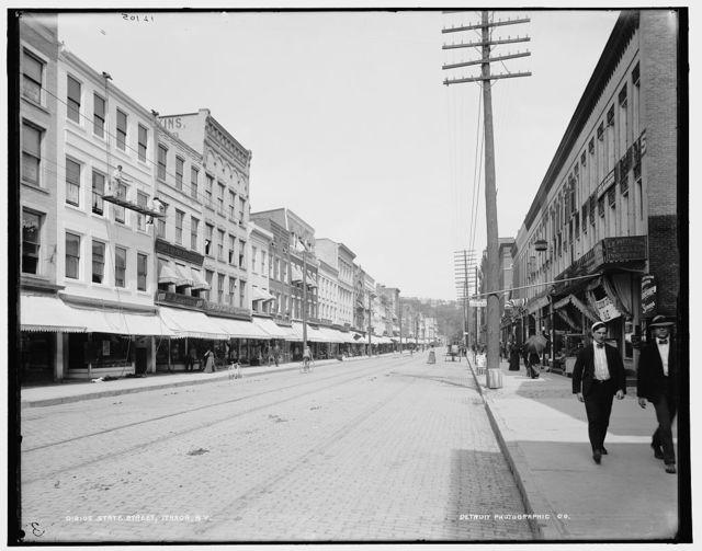 State Street, Ithaca, N.Y.