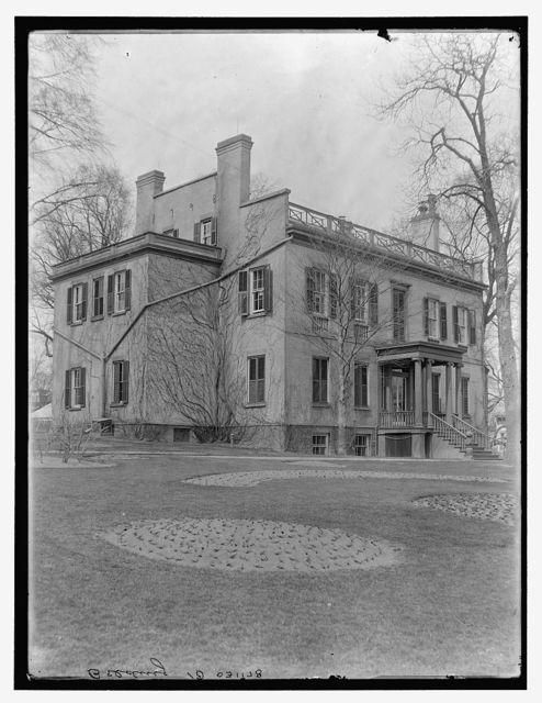 [Ten Broeck mansion, Albany, N.Y.]