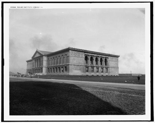 The Art Institute, Chicago, Ill.