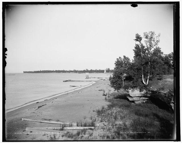 The Beach, Pointe aux Barques