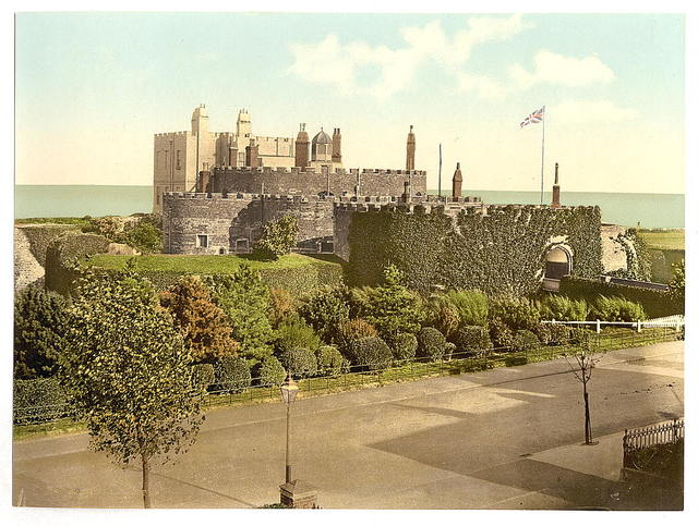 [The castle, Deal, England]