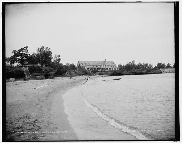 The Club, Pointe aux Barques