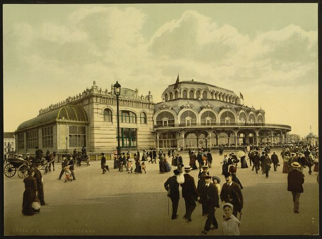[The Kursaal, (i.e., Cursaal), Ostend, Belgium]