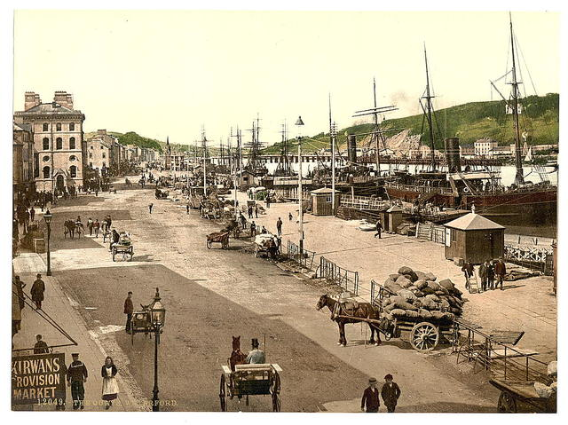 [The Quays, Waterford. County Waterford, Ireland]