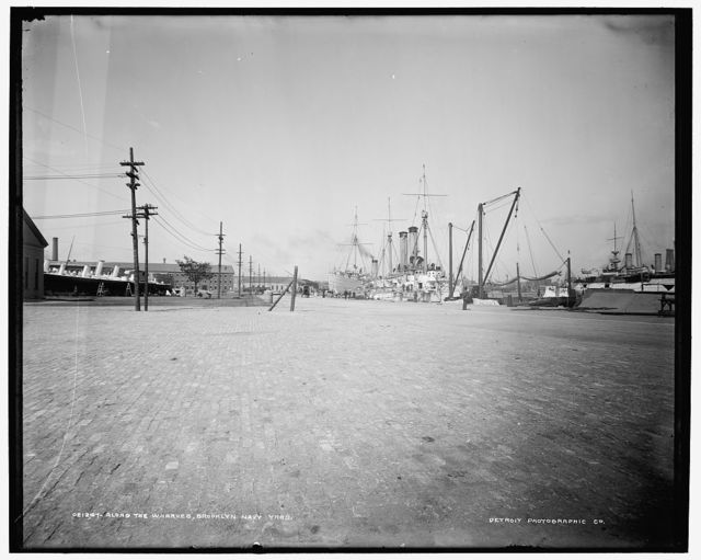 The Wharves, Brooklyn Navy Yard