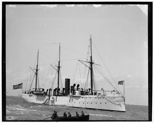 U.S.S. Yorktown