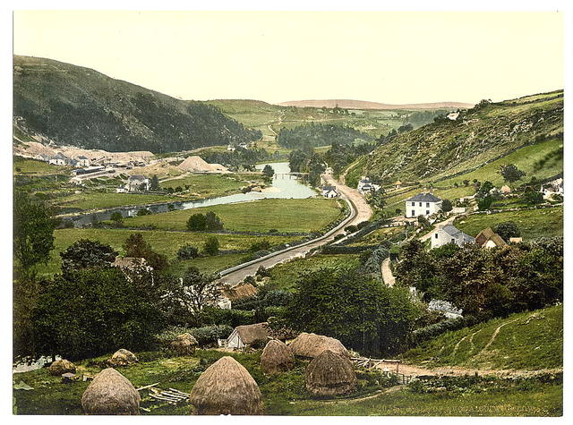 [Vale of Avoca. County Wicklow, Ireland]