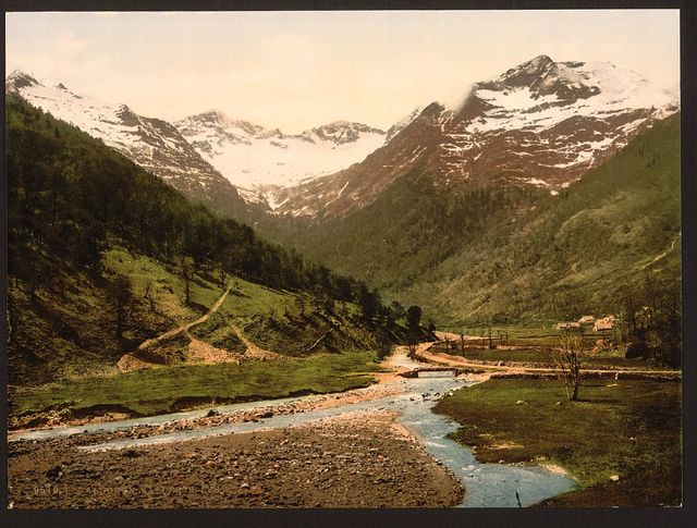 [Valley of Lys, Luchon, Pyrenees, France]
