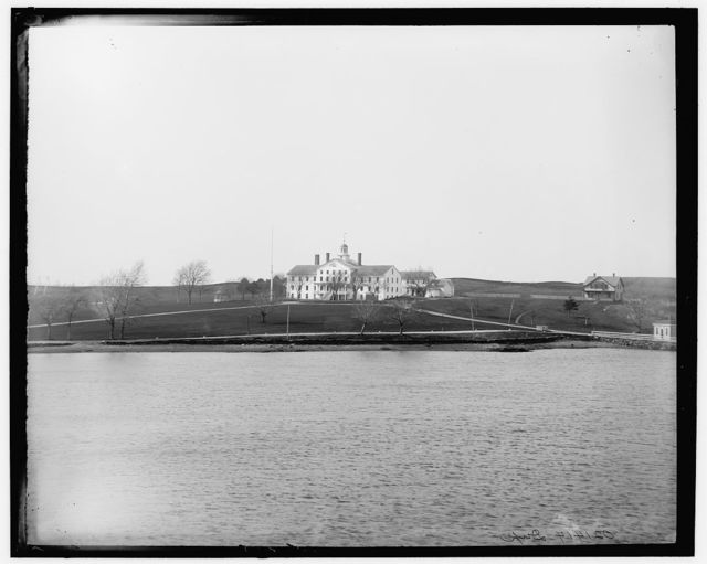 [War College, Coasters Harbor, Newport]
