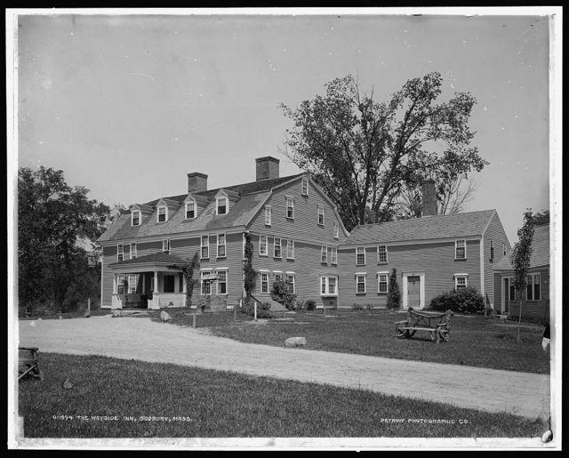 Wayside Inn, Sudbury, Mass., The