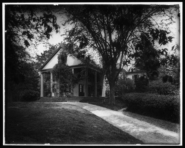 Whittier's House, Danvers