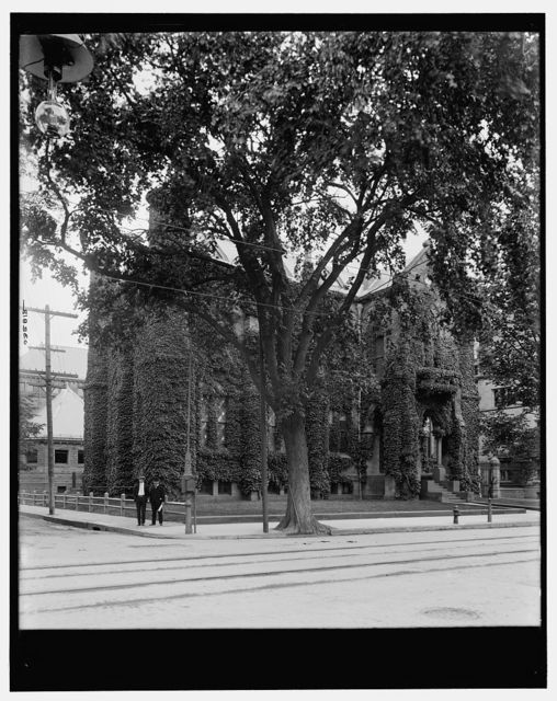 [Yale College, Conn., the Art School]