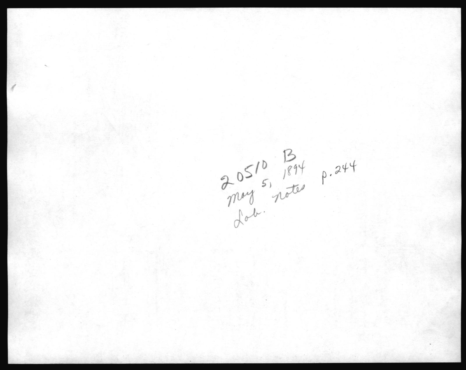 Drawings by Alexander Graham Bell?, from December 29, 1891 to September 13, 1894