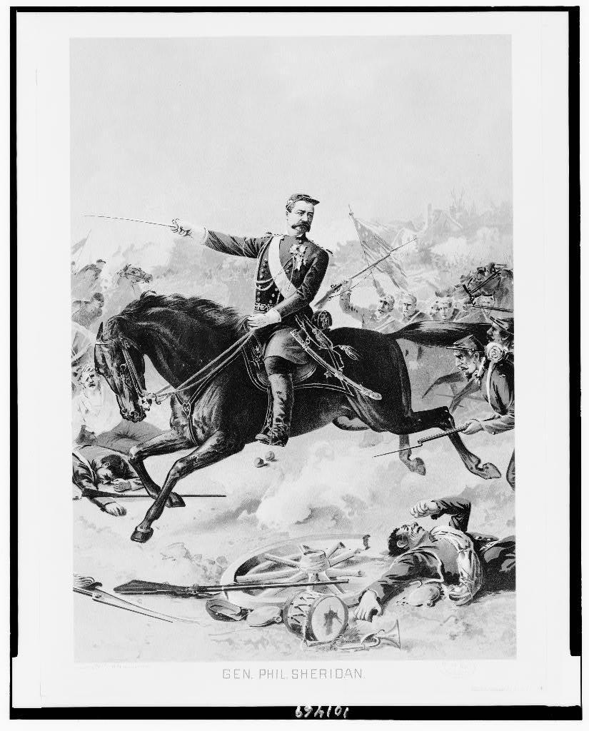 Gen. Phil. Sheridan