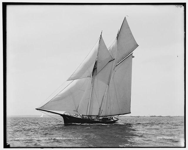 Iroquois, Goelet Cup Race