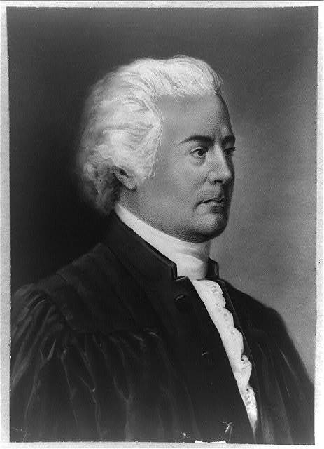 [John Rutledge, head-and-shoulders portrait, facing right]
