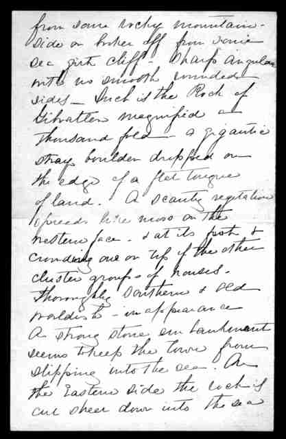 Letter from Mabel Hubbard Bell to Eliza Symonds Bell, December 19, 1891