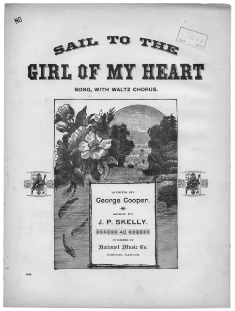 Sail to the girl of my heart