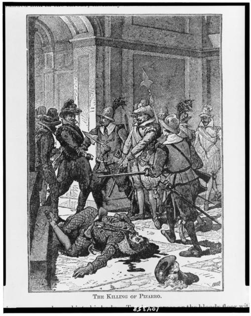 The Killing of Pizarro / Paris.