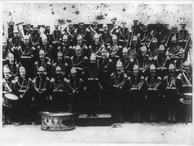 The United States Marine Band (John Philip Sousa, Leader), 1891