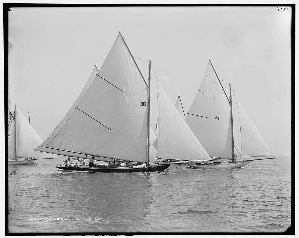 Catspaw, July 29, 1892