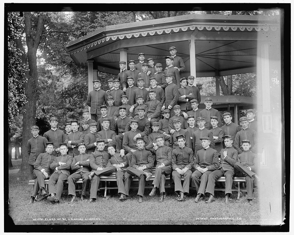 Class of '92, U.S. Naval Academy
