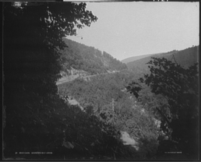 Devil's Glen, seventeen mile grade