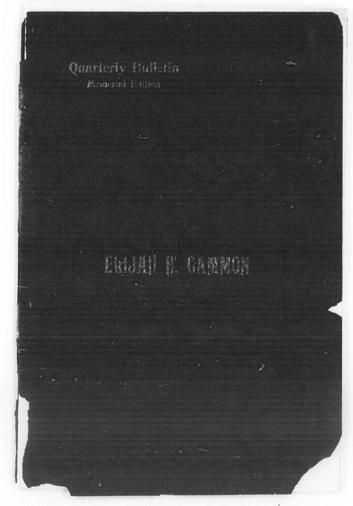 Gammon, Elijah H.