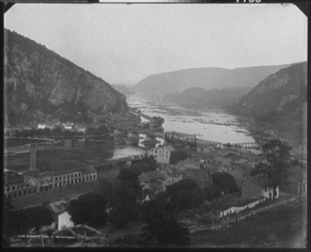 Harper's Ferry and the Potomac