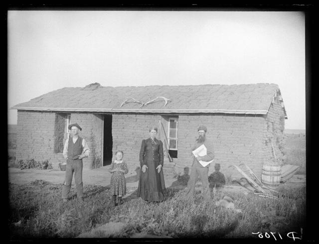 Isaac Ware, Southwest Custer County, Nebraska.