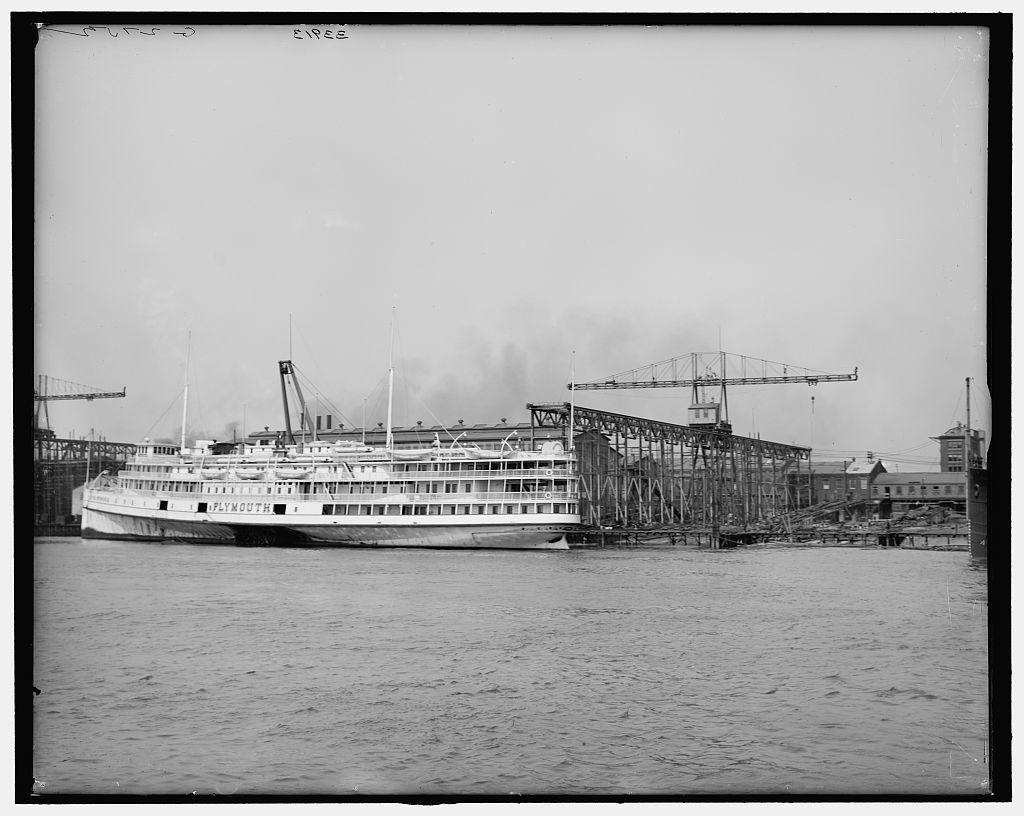 [Philadelphia, Pa., Cramp's Shipyard]