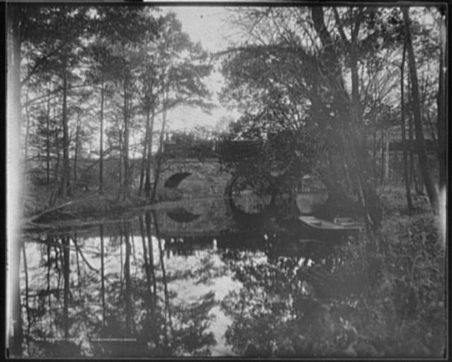 Rohway [i.e. Rahway] Creek