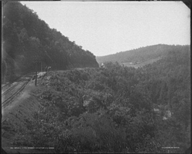 Source of the Potomac, seventeen mile grade