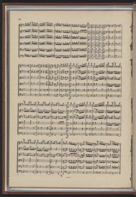 Souvenir de Florence : Sextuor por instruments à cordes, 2 violons, 2 altos et 2 violoncelles par P. Tschaikowsky, Op. 70