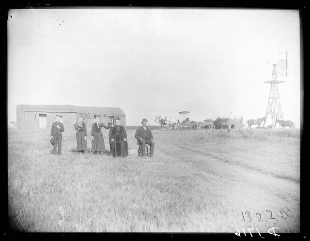 Spencer Ingham, Southwest Custer County, Nebraska.