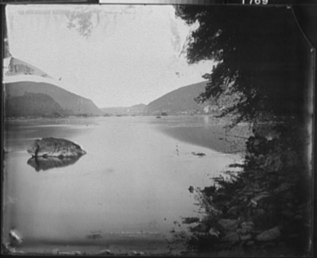 The Potomac from Pang's Rock