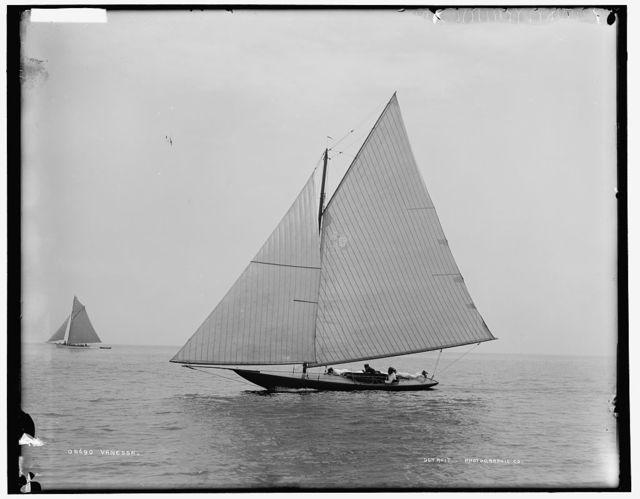 Vanessa [Eastern Yacht Club regatta]