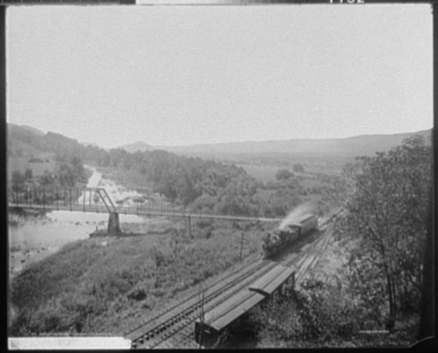 Washington Bottom and the Potomac