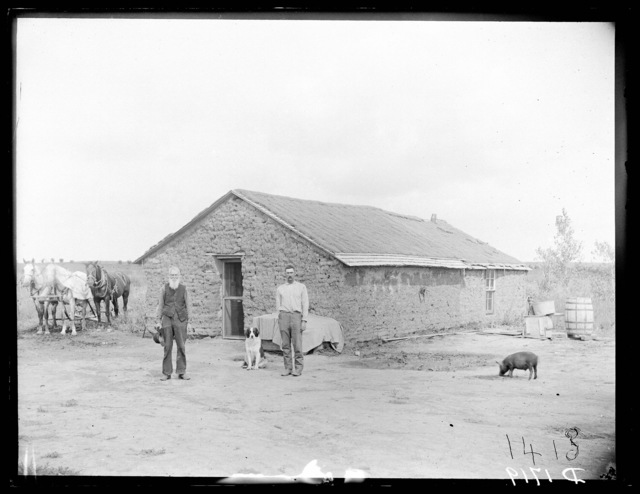 W.H. Burdett, southwest Custer County, Nebraska.