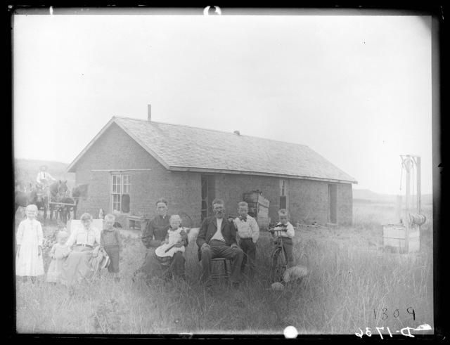 W.H. Hall, Southwest Custer County, Nebraska.