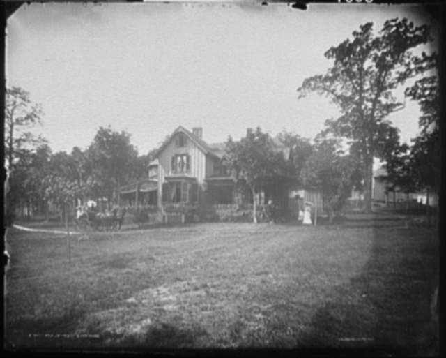 Williams Cottage, Deer Park