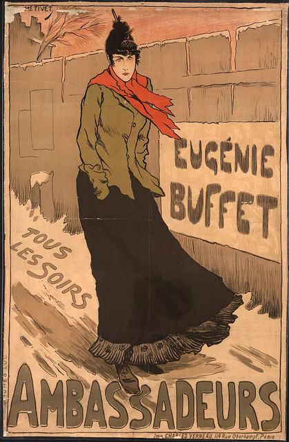 Eugénie Buffet - Ambassadeurs