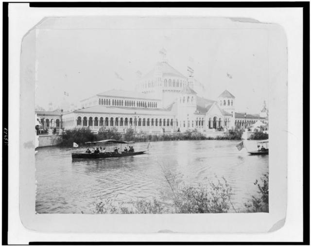 [Fisheries Building from Government Building]